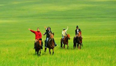 19年草原经典 呼伦贝尔 室韦 满洲里 黑山头骑马 阿尔山(7日行程)