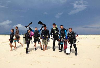 19年马来西亚 马达京 卡帕莱 海洋公园 探访巴瑶族沙滩浮潜(6日行程)