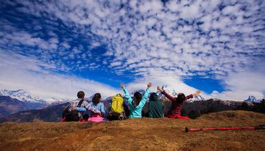 19年尼泊尔 雪山和神的国度-尼泊尔深度体验8日游(8日行程)