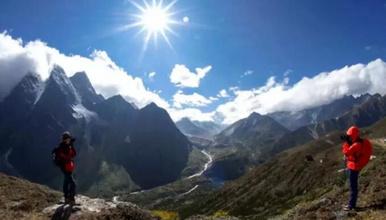 珠峰东坡嘎玛沟徒步(13日行程)