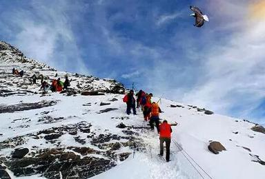 初级雪山攀登 四姑娘山大峰 长坪沟 人生第一座5000米(6日行程)