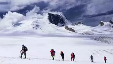 徐老幺山峰户外2019年雀儿山6168米攀登计划(9日行程)