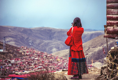 色达旅行 心怀虔诚,便是朝圣 ,探秘世界最大佛学院(3日行程)