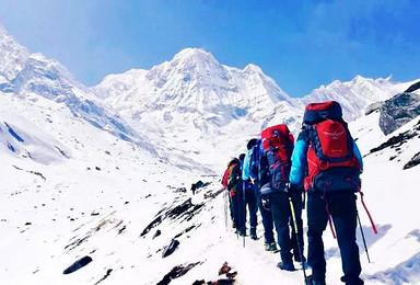 徒步天堂‖尼泊尔ABC+PoonHill大环线(13日行程)
