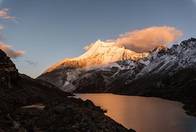 行摄 亚丁大转山 360 绕亚丁三神山徒步摄影高原行摄之旅(12日行程)