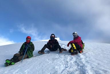 2019中秋国庆 贡嘎卫峰 那玛峰5588米攀登(6日行程)