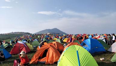 海坨山 两日扎营 看最美日出 看最美云海(2日行程)