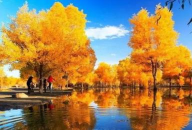 暑假、十一|西北环线|青海湖-茶卡盐湖-翡翠湖-敦煌-莫高窟(7日行程)