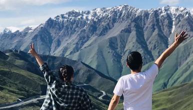 走马夏季线 | 新版伊犁北疆7天12天大小环线(7日行程)
