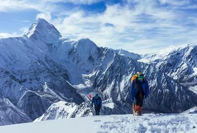 北境高山那玛峰专业执行团队全年攀登计划(7日行程)