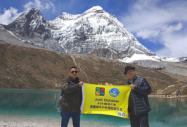 最美318国道之旅 川藏线 色达 稻城亚丁(10日行程)