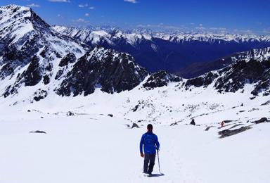 四姑娘山二峰攀登·雪山冲顶·挑战5276米海拔雪山(3日行程)