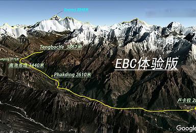 EBC徒步 体验版(7日行程)