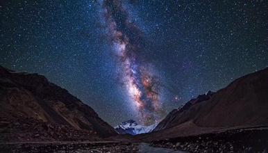 西藏全景大环线拉萨林芝珠峰大本营纳木措圣象天门山南环线(7日行程)