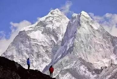 行走喜马拉雅——库拉岗日徒步7日(7日行程)