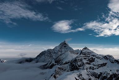 踏寻雪山 四姑娘山大峰二峰三峰 全年攀登 每日发团(3日行程)