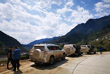 滇藏214  丙察察穿越最美进藏路 山南拉萨解散(10日行程)