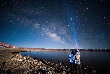 珠峰圣象天门纳木措羊湖扎什伦布寺之旅,看星空日出藏北草原(5日行程)