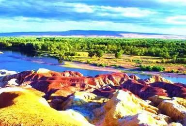 绝色新疆|喀纳斯 禾木 赛里木湖 巴音布鲁克(13日行程)