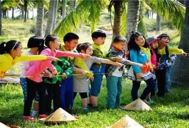 三亚游学 陪伴是最好的教育 三亚亲子游学营(5日行程)