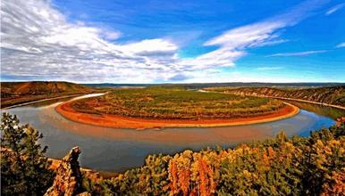 呼伦贝尔+漠河  全程越野车 一路向北 穿越大兴安岭 漠河(9日行程)