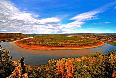 呼伦贝尔+漠河| 全程越野车 一路向北 穿越大兴安岭 漠河(9日行程)