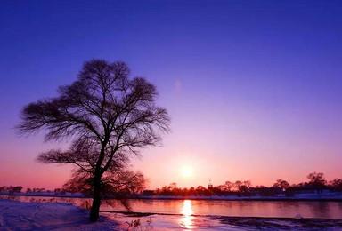 哈尔滨 东升穿越 雪乡 镜泊湖 魔界 长白山 雾凇岛(6日行程)