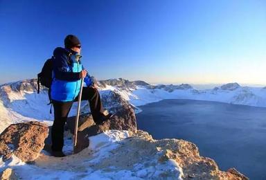 冬季冰雪游系列之长白山 魔界 前川林场 老里克湖赏白色童话世界(4日行程)
