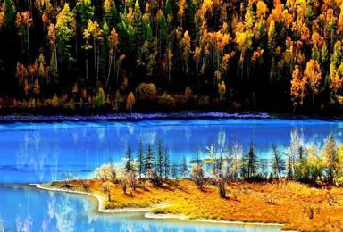 新疆秋景深度摄影自助游 喀纳斯 禾木 可可托海 白哈巴(8日行程)