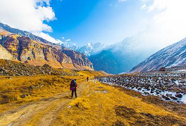 尼泊尔安娜普尔纳大本营ABC徒步(11日行程)
