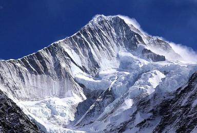 贡嘎卫峰 5588米那玛峰半自助攀登(6日行程)