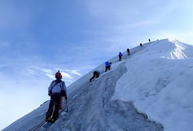 2020年全年行迹半脊峰攀登+免费使用个人技术准备(5日行程)