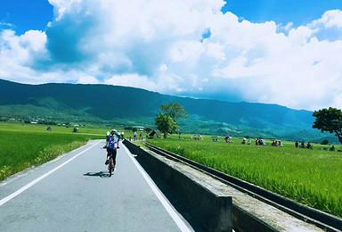 4月 天暖风轻 台湾骑行正好(12日行程)