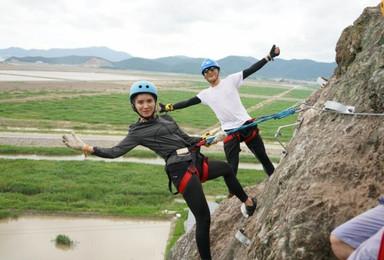 浦东出发 体验攀爬挑战刺激 象山一日飞拉达(1日行程)