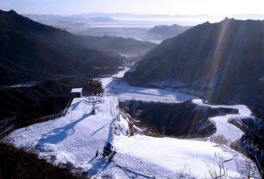 怀北滑雪 热雪燃冬 之怀北国际滑雪场 畅爽体验(1日行程)