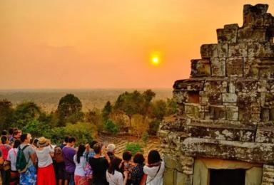 柬埔寨2018年上半年线路及排期 邂逅古老暹粒感受吴哥印象(5日行程)