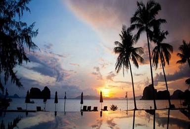 乐游东南亚 探访金三角老挝 泰国游(17日行程)