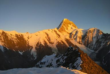 2020贡嘎卫峰 那玛峰攀登活动安排(6日行程)