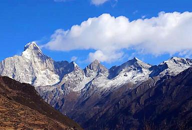 冬季活动 四姑娘山大二峰攀登 可定制(7日行程)
