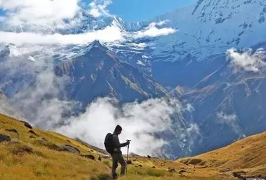 尼泊尔 遇见整个世界的美(8日行程)