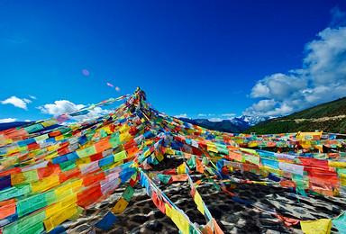 2021年一直在路上 美318 川藏线 朝圣西藏(10日行程)