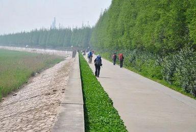 2018 徒城寻迹看上海 徒步赛崇明站(1日行程)