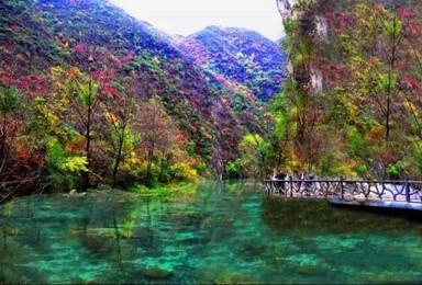 中国的马尔代夫 恩施大峡谷(5日行程)