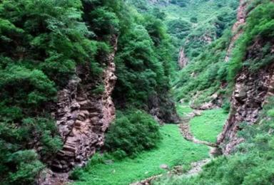 穿越神秘大峡谷 野狼谷(1日行程)