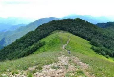 登临北京第一高峰  东灵 海拔2303米(1日行程)