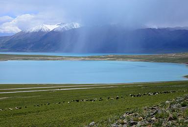 阿里轮回 珠峰阿里藏北纳木错阿里大北线越野之旅(13日行程)