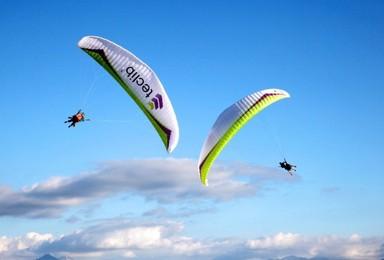 尖叫指数爆表的滑翔伞 途印带你飞(1日行程)