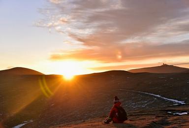 魅力五台山 徒步登山 转山转水转佛塔 朝台祈福之旅(3日行程)