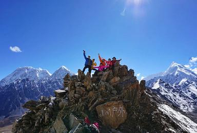2019年国庆贡嘎徒步反穿越 走在朝圣得的路上 仰望蜀山之巅(7日行程)