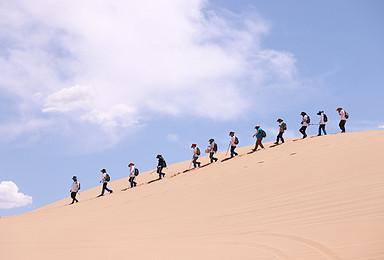 国庆节库布齐沙漠腹地深度体验 实体供应商 2日行程(2日行程)